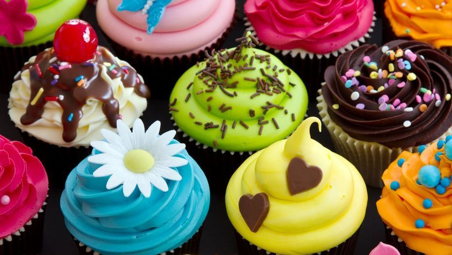 CUP CAKES 3